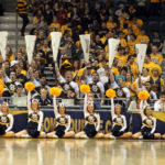 Auditions being held for cheerleading and dance teams; Athletics seeking Golden Eagle mascot candidates