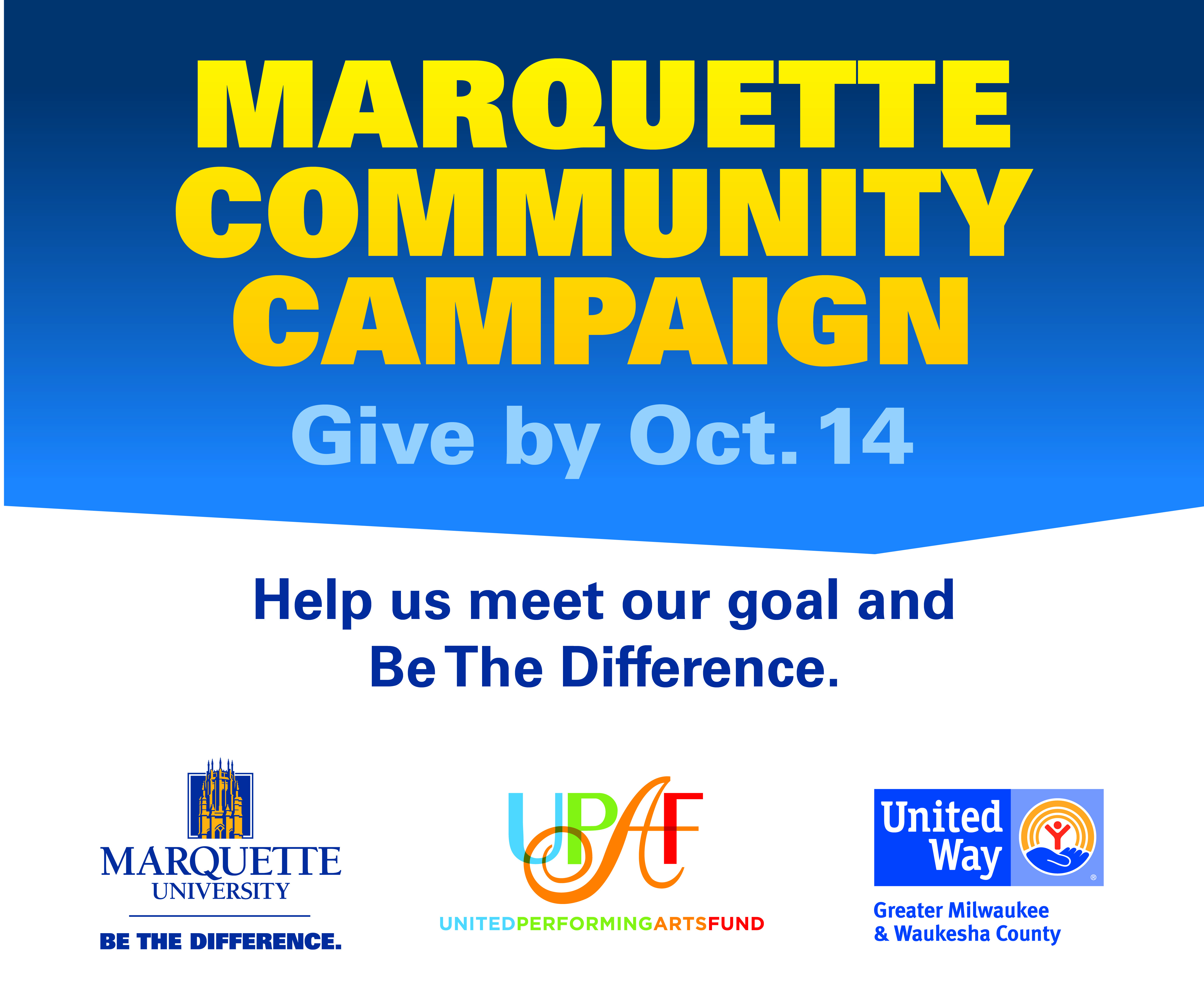 Community Campaign Marquette Today Ad 2