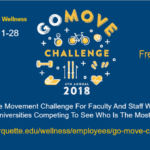Sixth annual Go Move Challenge begins Feb. 1