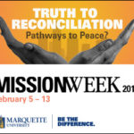 Mission Week 2018 event registration is now open