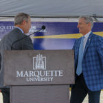 Athletic and Human Performance Research Center project officially underway