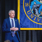 President Lovell announces several new initiatives at Presidential Address