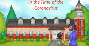 In the time of the coronavirus, write a book