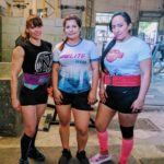Salvadoran Women Lift Themselves Up