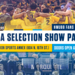Men's and women's basketball teams prepare for NCAA tournament; monitor university communications for team send-off celebrations