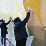 We Are All Marquette: Campus community comes together for a 'Paint Day' to celebrate diversity, racial equity
